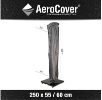 Free-arm parasol cover H250x55/60