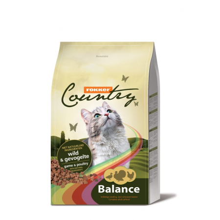 Country bal cat wd/gv 3kg